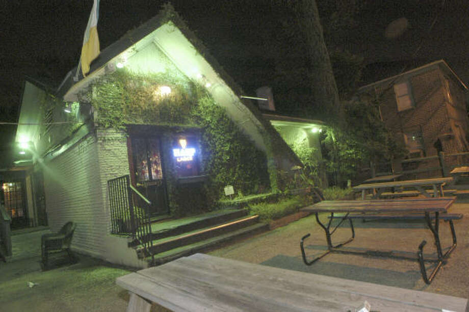 The HarpLocation:1625 Richmond Ave, Houston, TX 77006Phone:(713) 528-7827Hours:Monday-Friday: 3PM-2AMSaturday & Sunday: 4PM-2AMBonus:Play a game of pool or hang out on the patio at this Irish bar.  Photo: BILL OLIVE, FOR THE CHRONICLE