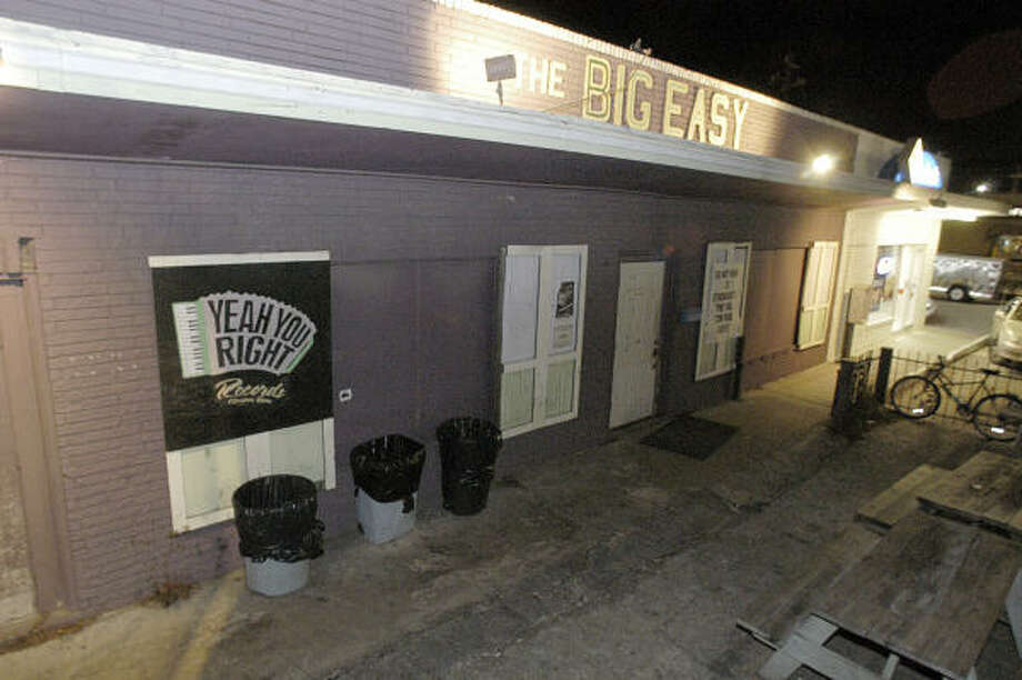 The Big EasyLocation:5731 Kirby Dr, Houston, TX 77005Phone:(713) 523-9999Hours:Monday-Thursday: 6PM-2AMFriday: 3PM-2AMSaturday: 6PM-2AMSunday: 6PM-1AMBonus:Check out their live blues and zydeco music. Photo: Bill Olive, FOR THE CHRONICLE