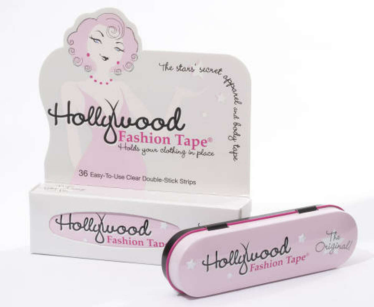 Hollywood Fashion Tape, $8.99, is available at hollywoodfashiontape.com