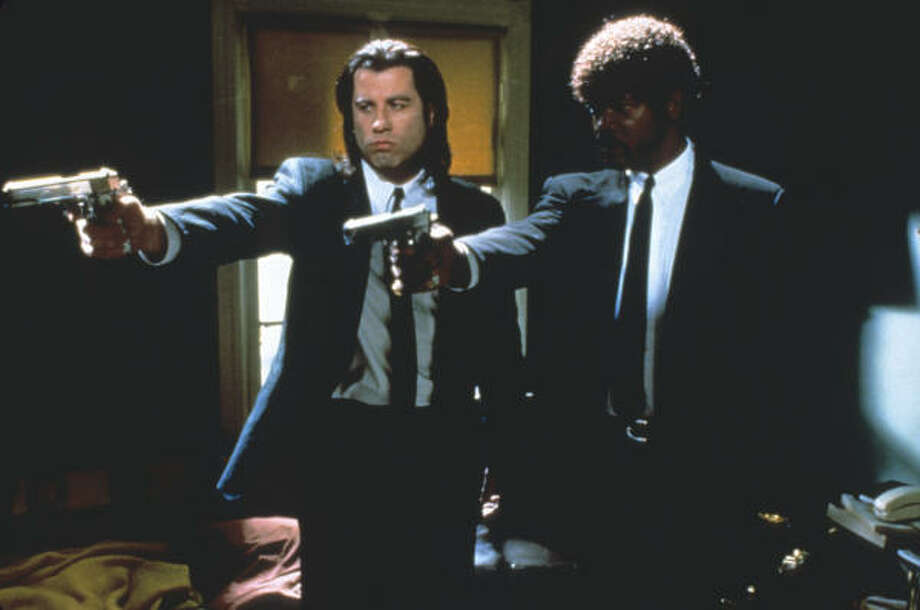 4)Pulp FictionReleased: 1994IMDb Rating: 8.9 Photo: MIRAMAX FILMS