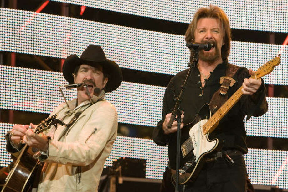 With Brooks and Dunn calling it quits, who will be the next country duo positioned to take the top ranks? Here are a few to mull over. (And if you think we've left your favorite duo out, let us know with a comment below.) Photo: Steve Campbell, Houston Chronicle