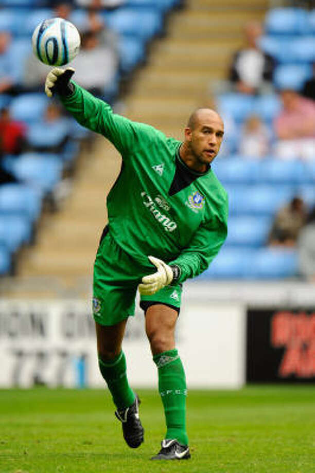 Goalkeeper, Tim Howard Photo: Michael Regan, Getty Images