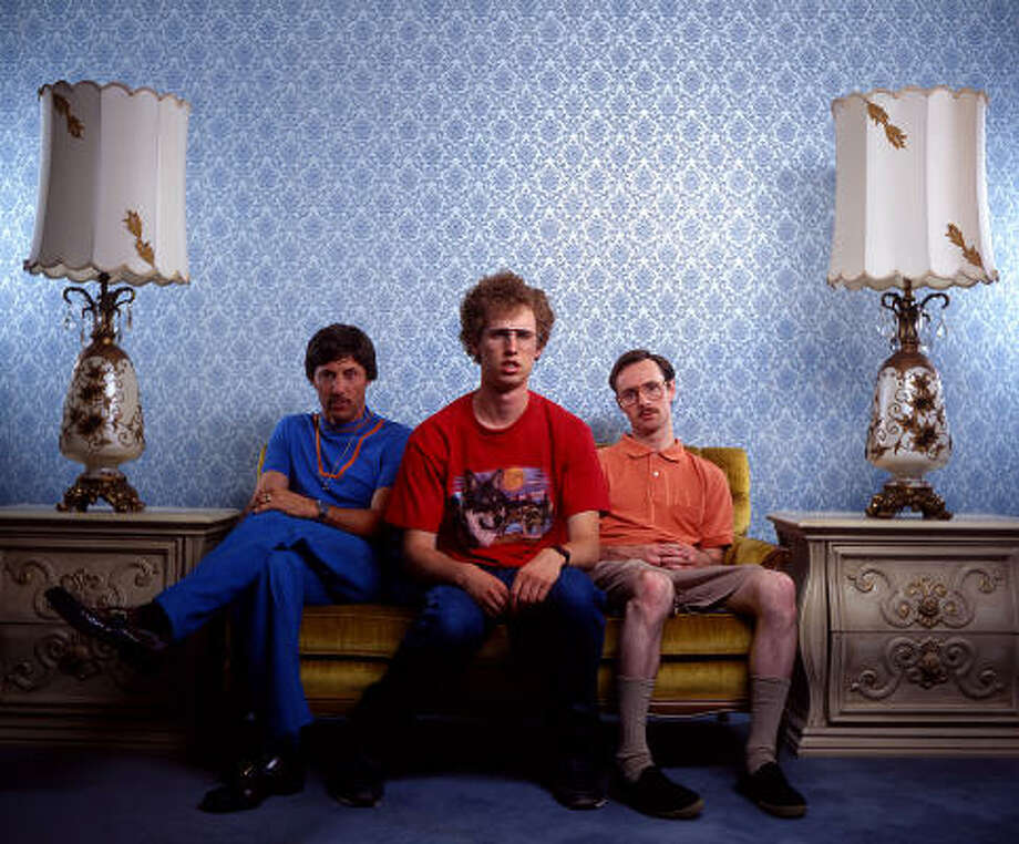 "Napoleon Dynamite (2004)""Well, things are getting pretty serious right now. I mean, we chat online for, like, two hours every day so I guess you could say things are gettin' pretty serious."" Photo: AP"