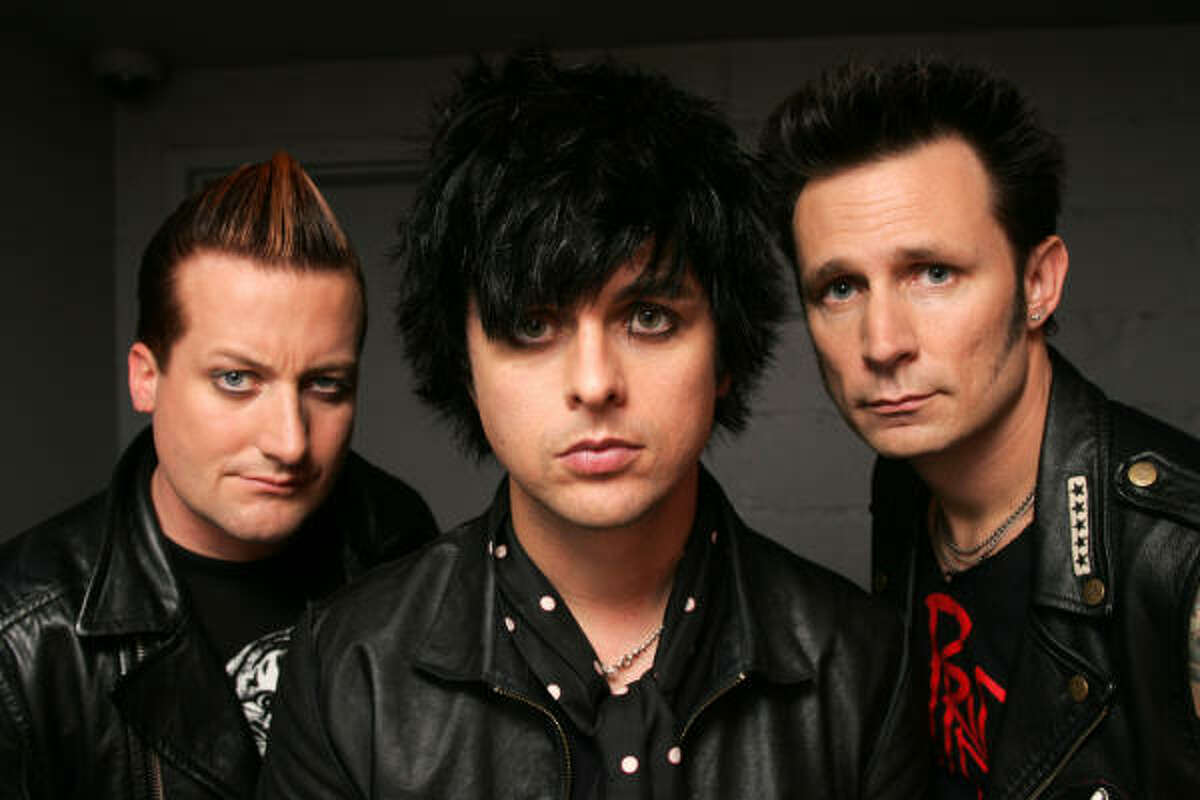 1. Green Day Now: Arena-ready chart-topping rock band with a penchant for ambitious concept albums.