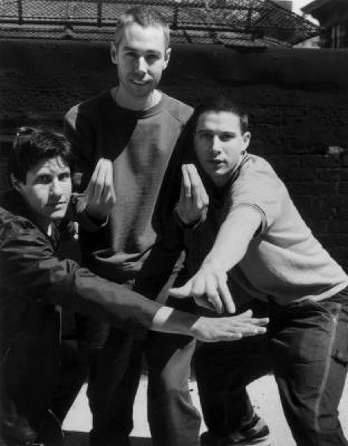 2. Beastie Boys Then: Snot-nosed party rappers singing about shindigs, cheap booze and all things misogynistic.