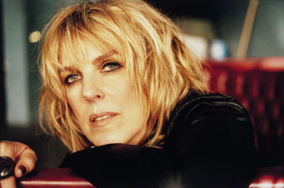 Lucinda Williams: Williams was born in Louisiana but spent time in 