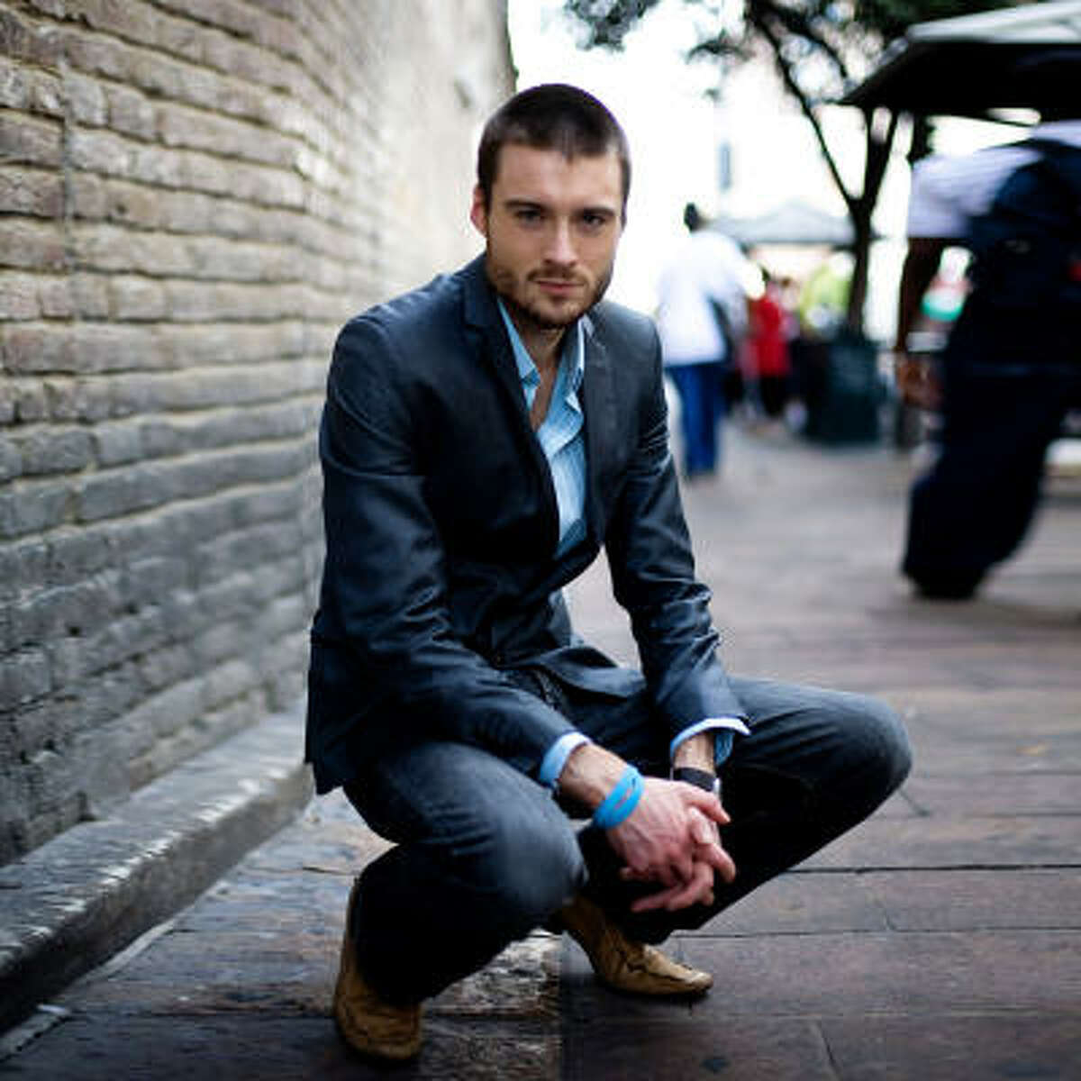 Pete Cashmore CEO/founder of Mashable.com Age: 23 This self-described