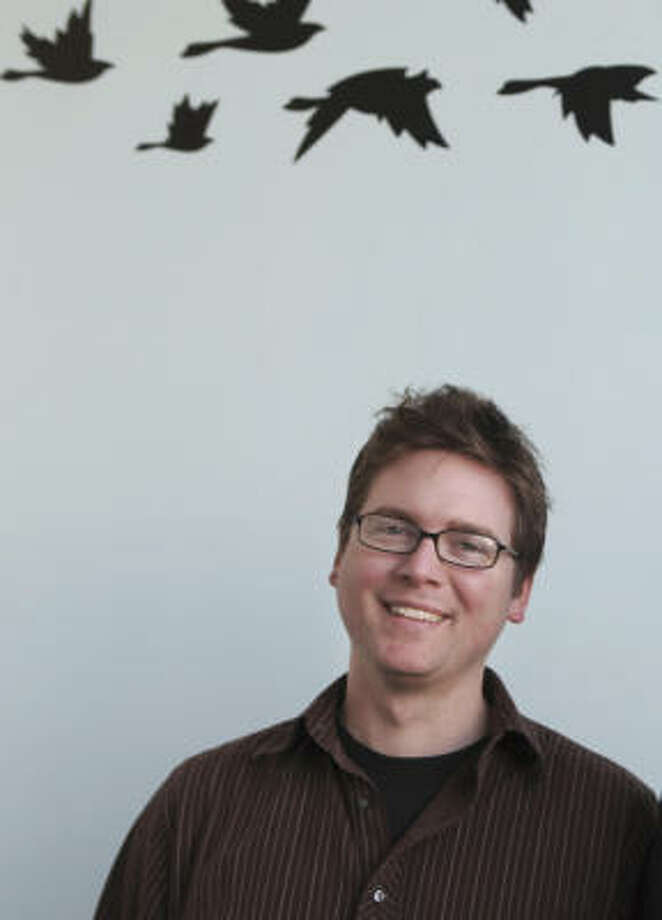Biz Stone  co-founder of Twitter Age: mid-30s. In addition to co-founding the wildly popular Twitter, this social media pioneer also helped develop Blogger. Photo: Jeff Chiu, AP