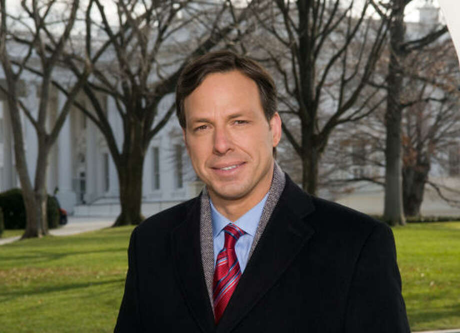 Jake Tapper  senior White House correspondent for ABC news, blogger, podcaster Age: 40 Before joining ABC, he wrote about politics and popular culture for the likes of Salon and Tina Brown's now-defunct Talk magazine. Photo: RANDY SAGER, ABC