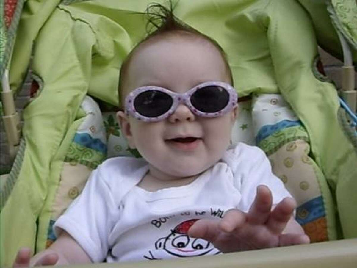 Our little punk rocker