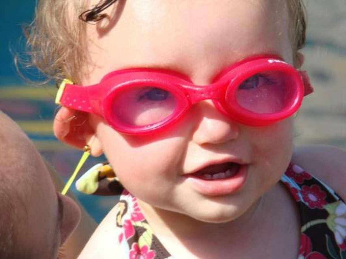 Bella's Pool Fun