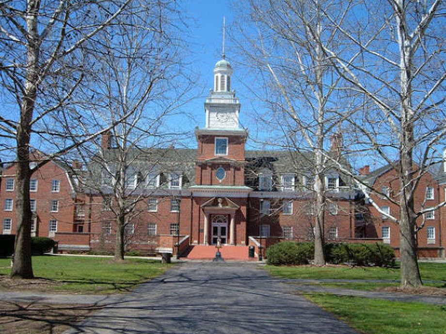 4. Ohio UniversityLocated in Athens, OhioEnrollment: 27,402 Photo: Mbeldyk, Flickr