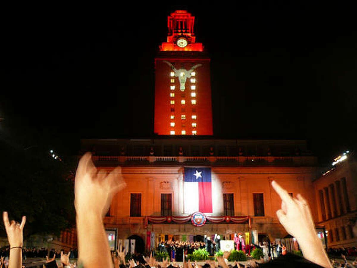 Princeton Review's Top 20 Party Schools No. 7: University of Texas-Austin
