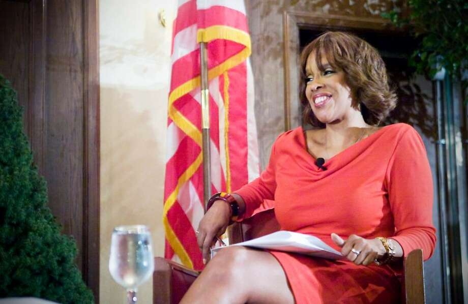 Gayle King, Editor-At-Large of O, The Oprah Magazine, is a guest panelist at The Urban League of Southern Connecticut's Women's Empowerment Summit 40th Anniversary Event at The Hilton Stamford Hotel in Stamford, Conn. on Thursday, October 8, 2009. Photo: Kathleen O'Rourke / Stamford Advocate