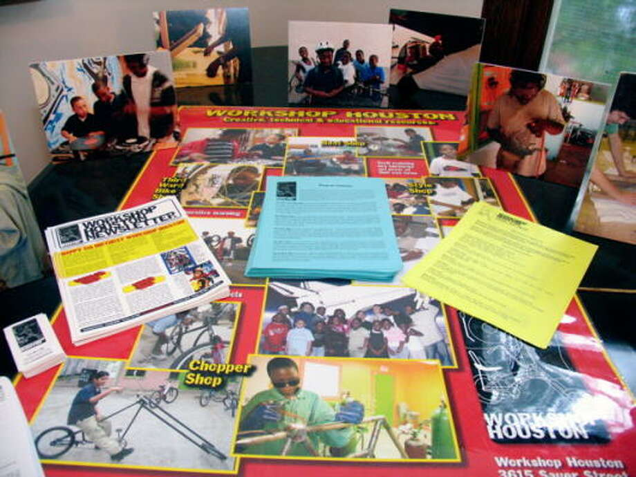 Workshop Houston's 4th Annual Summer Social Photo: Jordan Graber, For The Chronicle