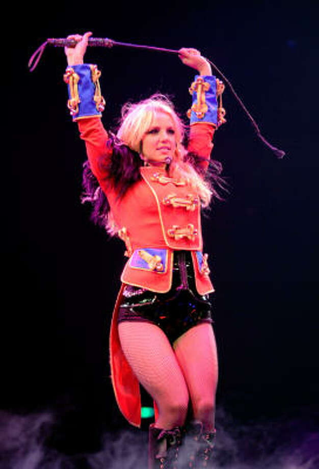 Since the debut of Curious in 2004, Britney Spears has launched a new fragrance each year. Photo: Kevin Mazur