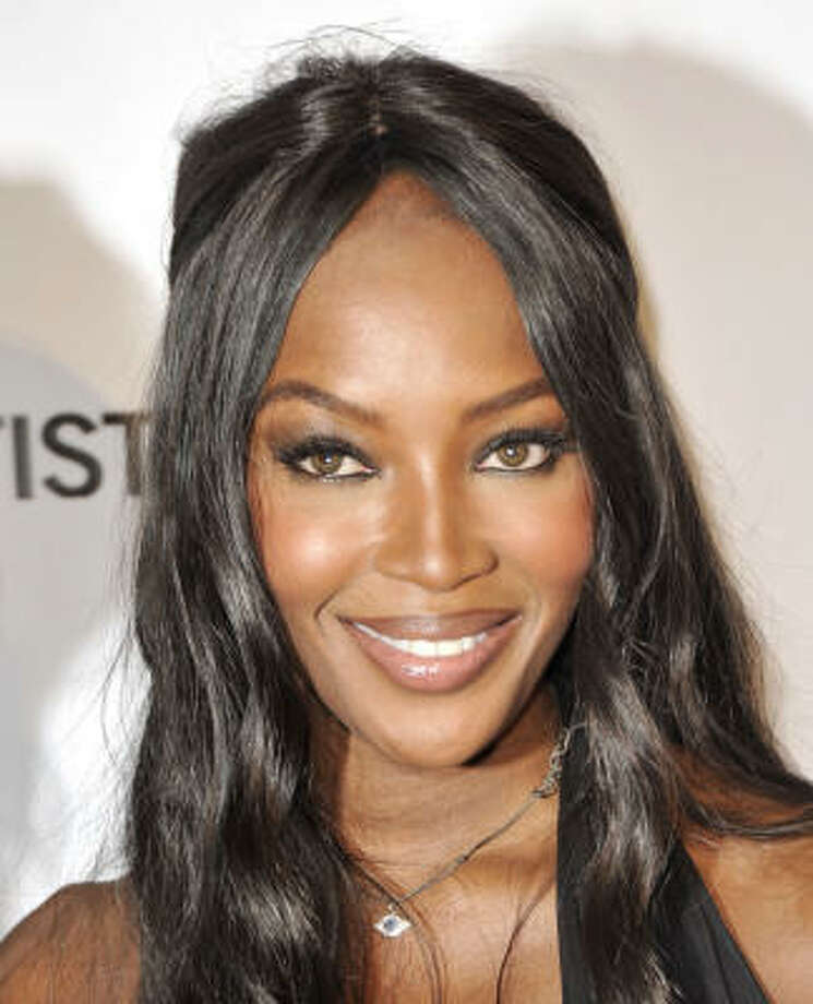 Even models like Naomi Campbell have made the transition to perfumer. Photo: Kevin Winter, Getty Images