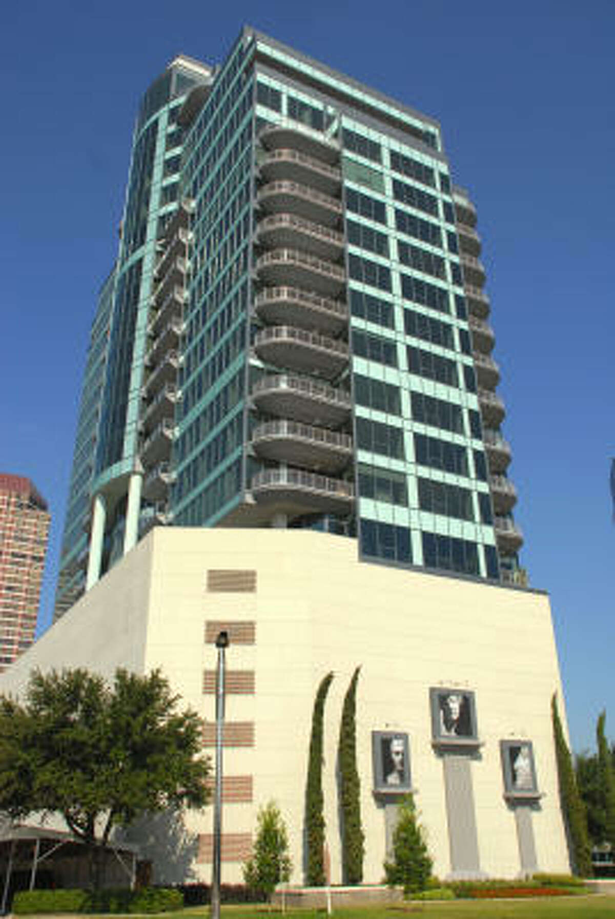 Cosmopolitan in the Galleria area has sold its 80 units.