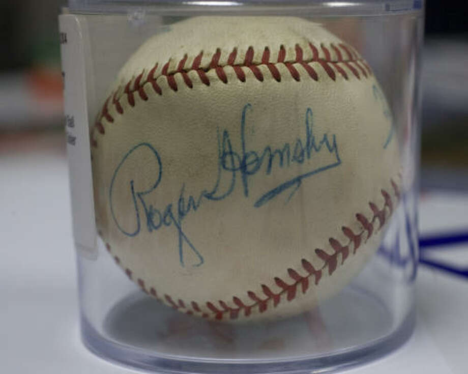 Rogers Hornsby, St. Louis Cardinals 1922 NL: .401, 42 HR, 152 RBI 1925 NL: .403, 39 HR, 143 RBI Photo: Sharon Steinmann, Houston Chronicle
