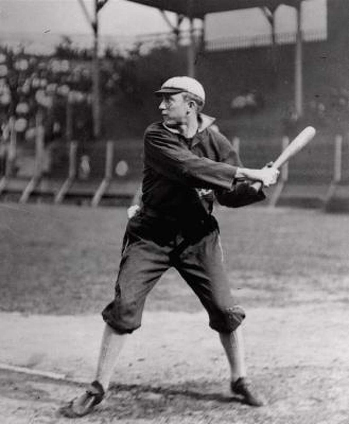 Ty Cobb, Detroit Tigers 1909 AL: .377, 9 HR, 107 RBI