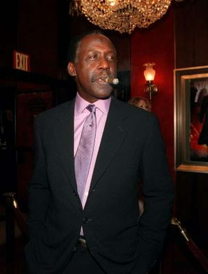 Richard Roundtree | A bad mother ... shut your mouth. | Rating 10. Photo: LOUIS LANZANO, AP