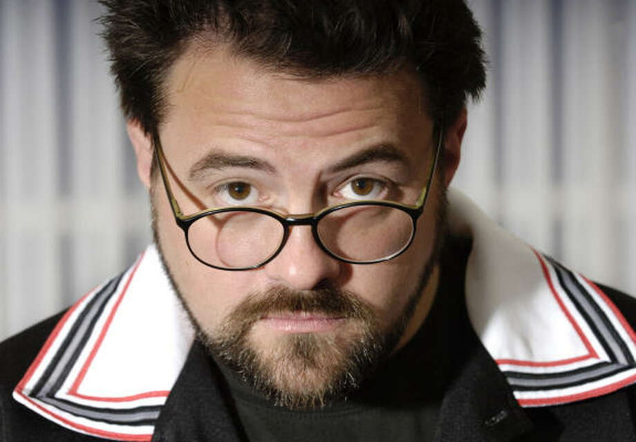 Kevin Smith | Silent Bob lets his 'stache do the speaking. | Rating: 8. Photo: CHRIS PIZZELLO, AP