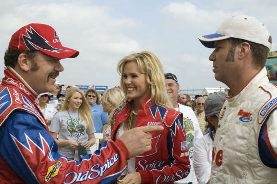 John C. Reilly | Talladega might! | Rating: 7. Photo: Suzanne Hanover  S.M.P.S.P., Columbia Pictures