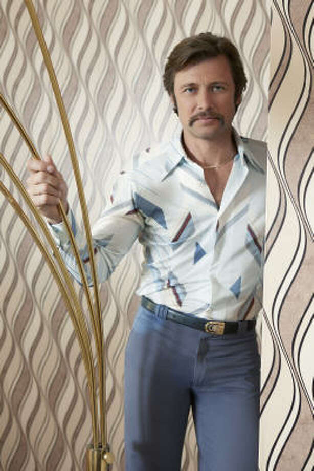 Grant Show | I heart the '70s. | Rating: 9. Photo: ANDREW MACPHERSON, CBS