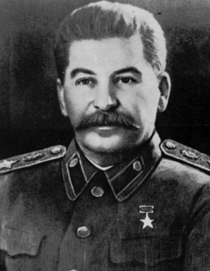 Josef Stalin | The dictator. | Rating: 0. Photo: AP