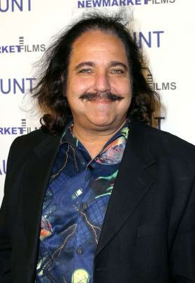 Ron Jeremy | The porn 'stache revisited. | Rating: 8. Photo: GIULIO MAROCCHI, KRT