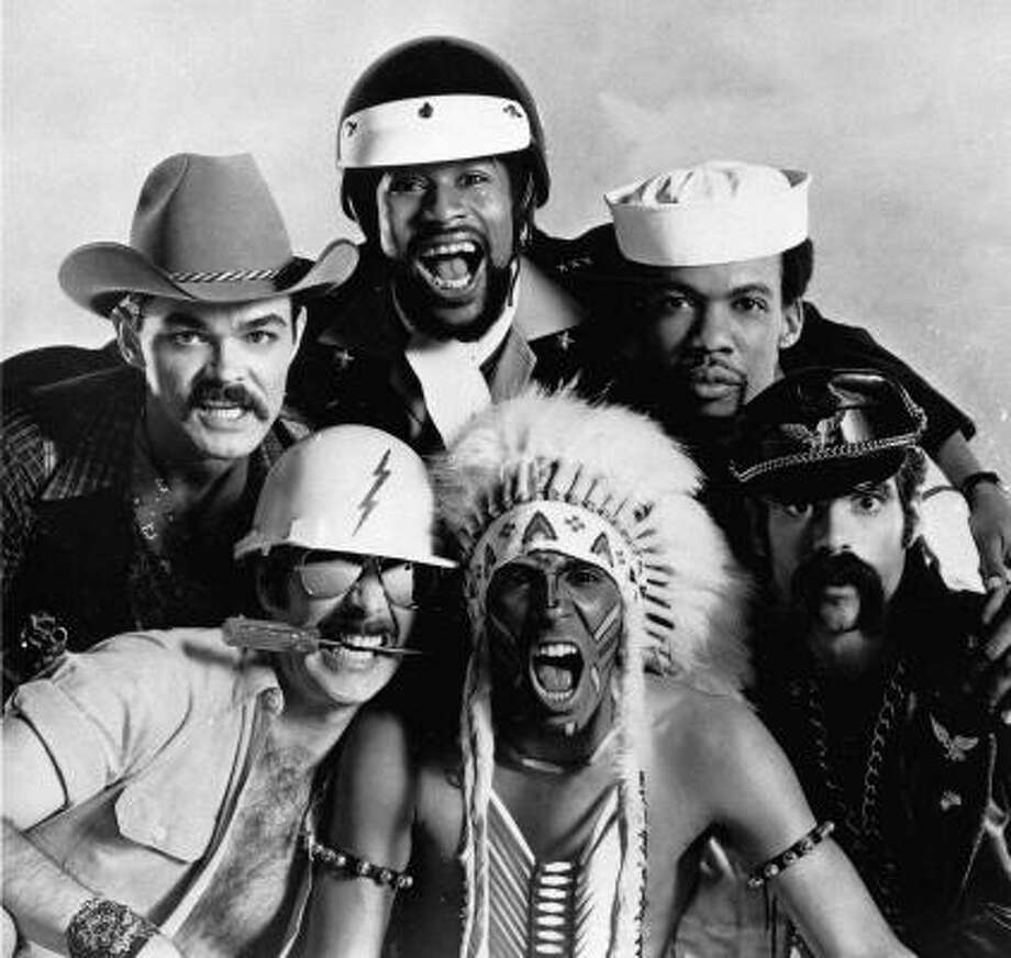 The Village People | When you're low on the dough. | Rating: 8. Photo: AP