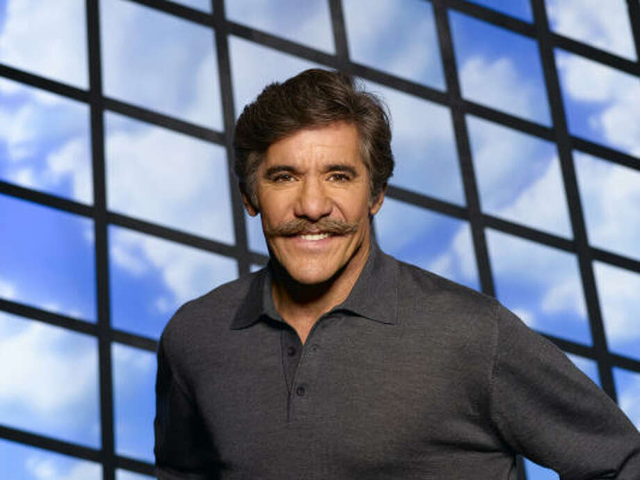 Geraldo Rivera | The nose for news. | Rating: 1. Photo: AP