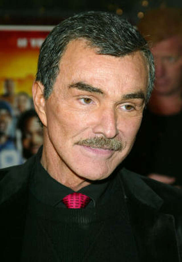 Burt Reynolds | The Bandit! | Rating 10. Photo: Peter Kramer, Getty Images