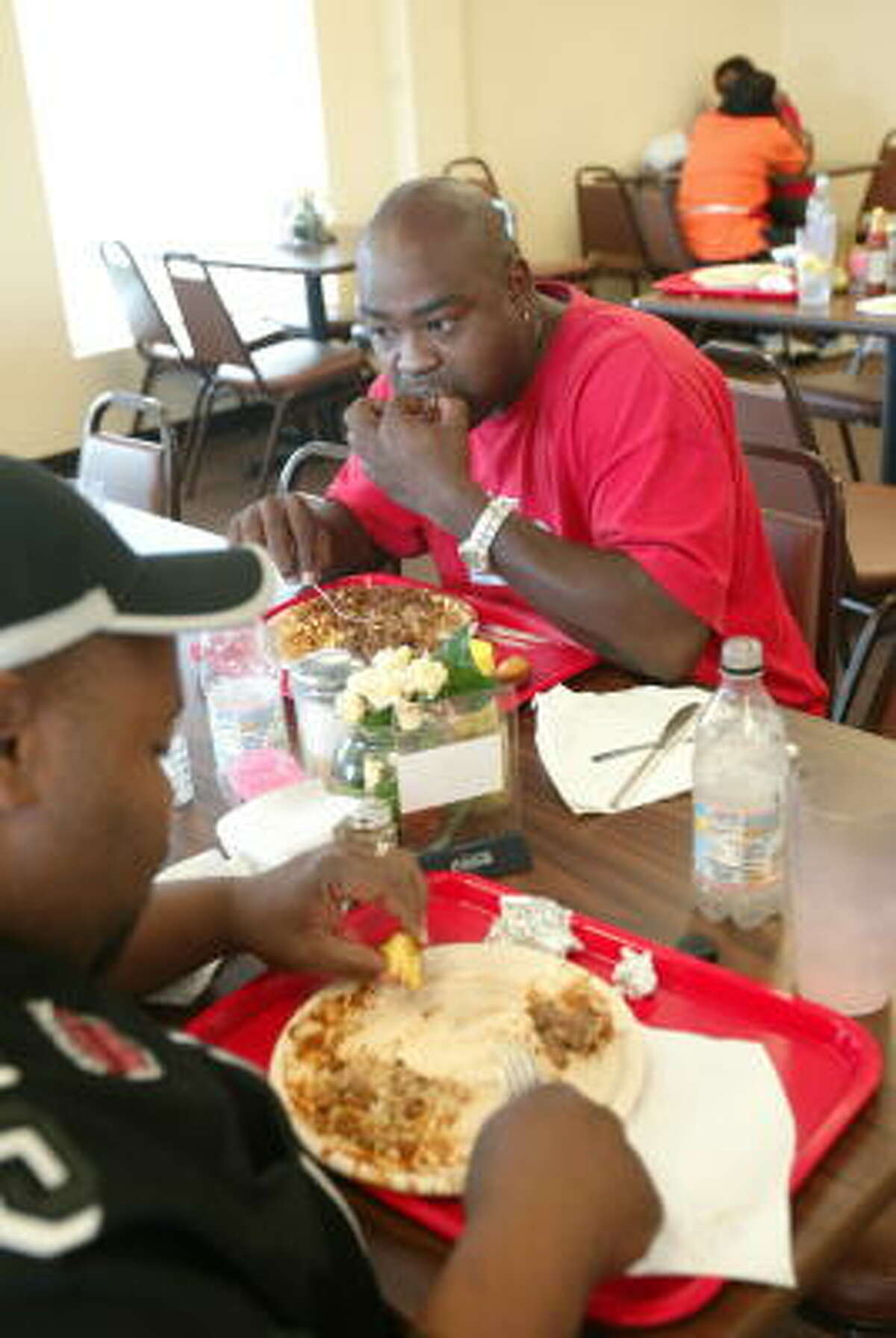 Just Oxtails, a Sunnyside soul-food restaurant, has some of the most exotic food in town.