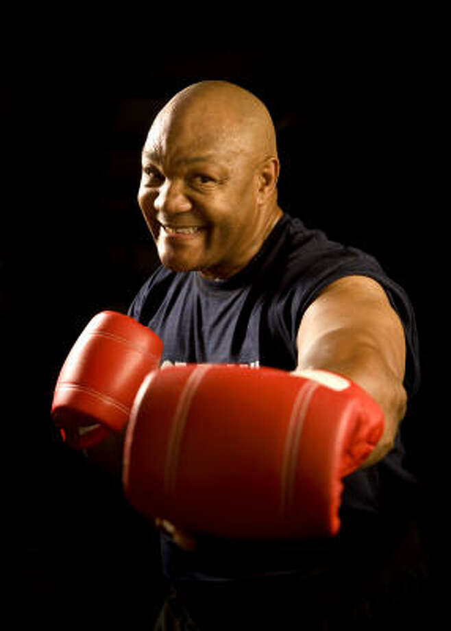 "PHOTOS: The career of George Foreman If you still have an old-school Nintendo system you can play as George Foreman in ""George Foreman's KO Boxing.""Click through to see why we love George so much... Photo: Robert Seale, For The Chronicle"