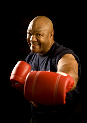 George Foreman says he has so many cars he has to hide some from his wife