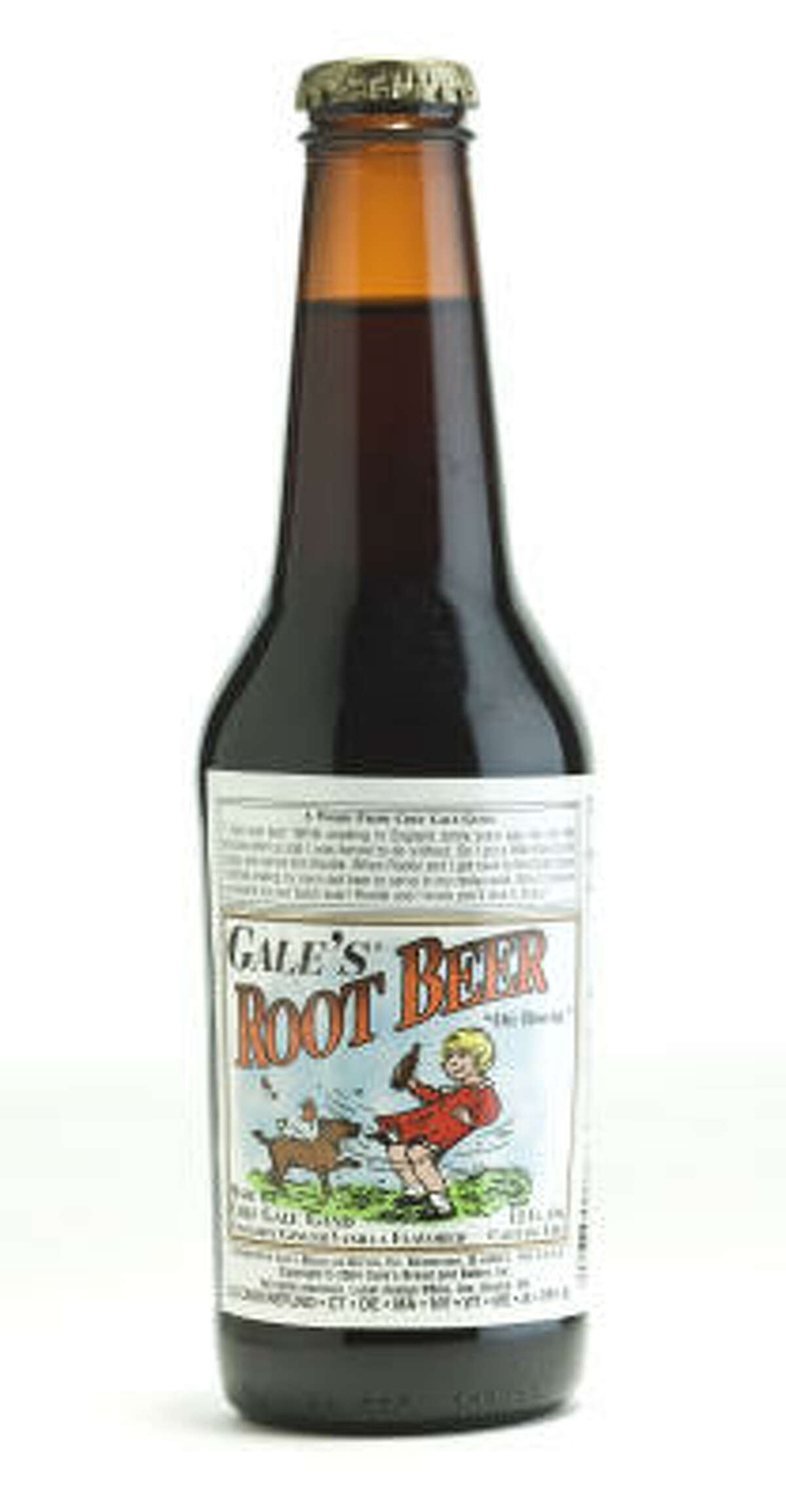 Start with your favorite brand of root beer.