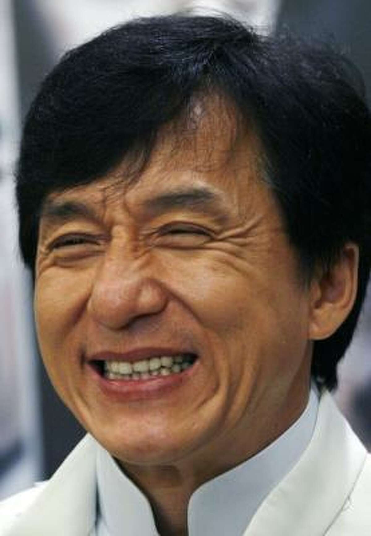 And Jackie Chan will play Mr. Miyagi to Jaden Smith's Daniel in a Hollywood-Chinese remake of the 1984 hit.