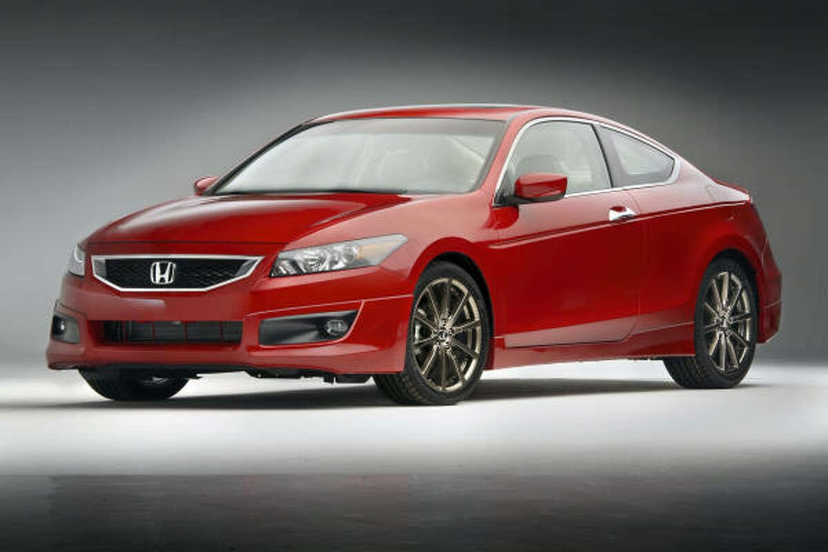 3. Honda cars, 114 stolen Search new Hondas here.