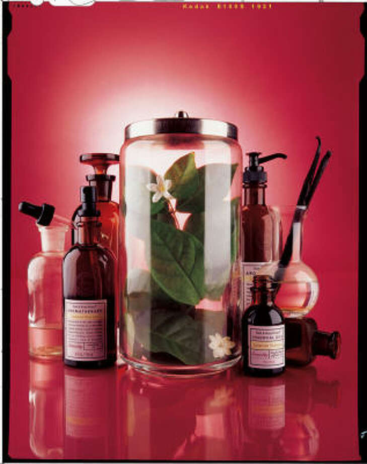 Bath & Body Works has so many great scents to choose from and ways to pamper yourself. It's a little bit of heaven on Earth. Vote for your favorite cosmetics store in our Ultimate poll. Photo: Chronicle File