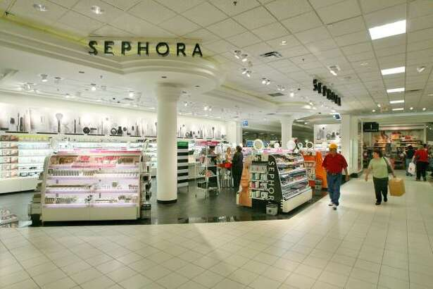 Sephora is cosmetics heaven. High-end. Low-end. It's all right there under one roof.