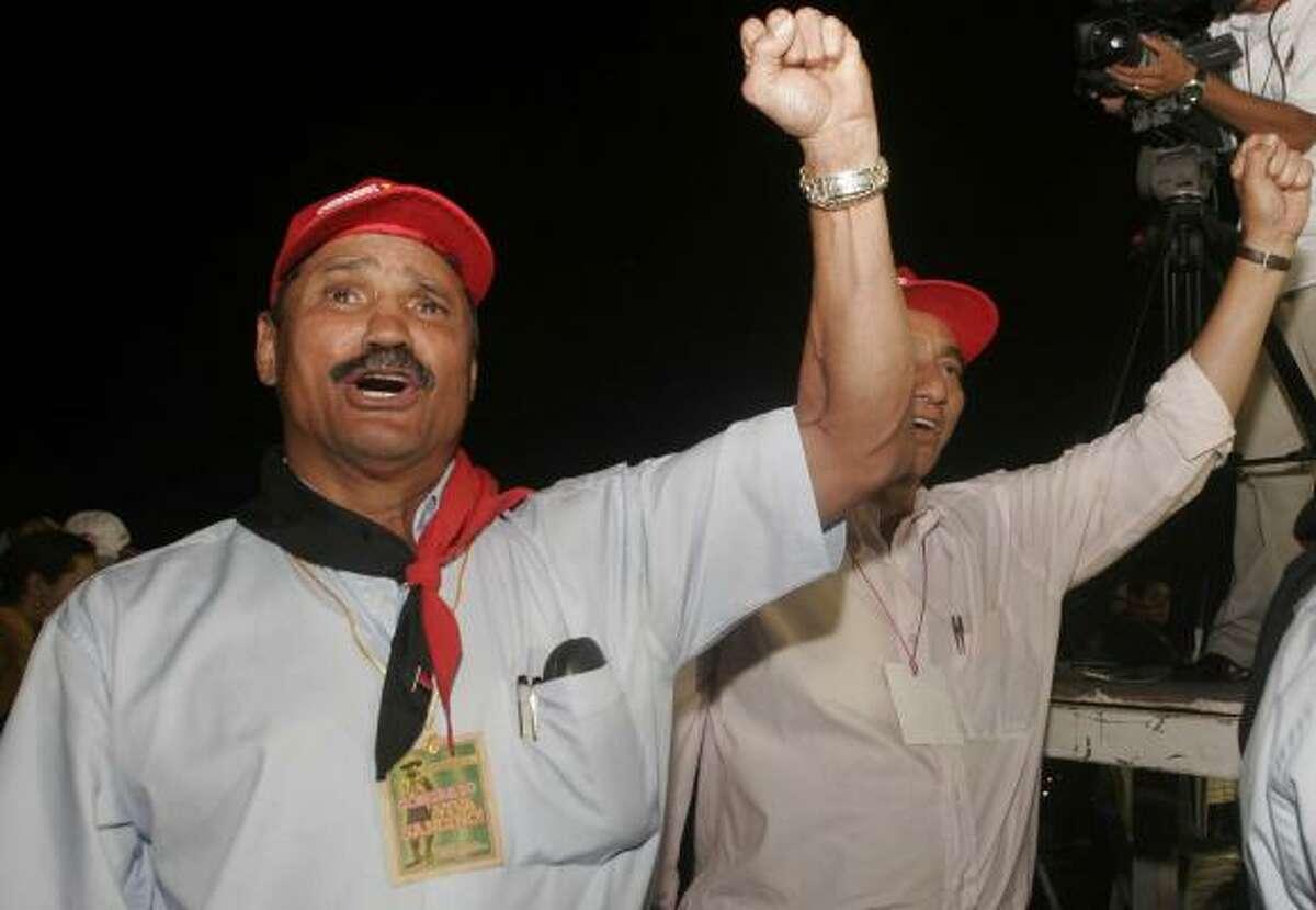 Argüello fue electo alcalde de Managua en las elecciones municipales de noviembre pasado.