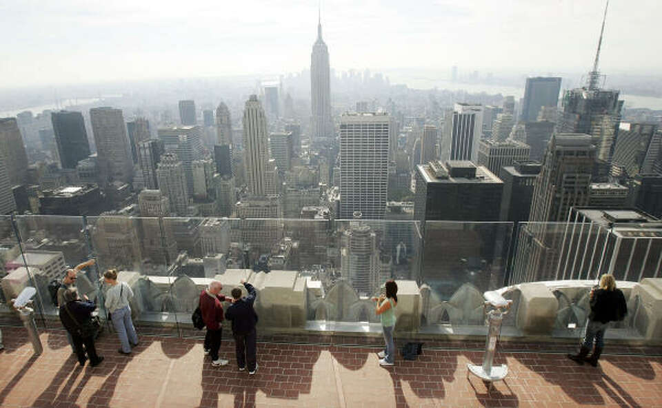1. New York City -- Forbes cites $36,200 median annual earnings for women, and 31.2% growth in women
