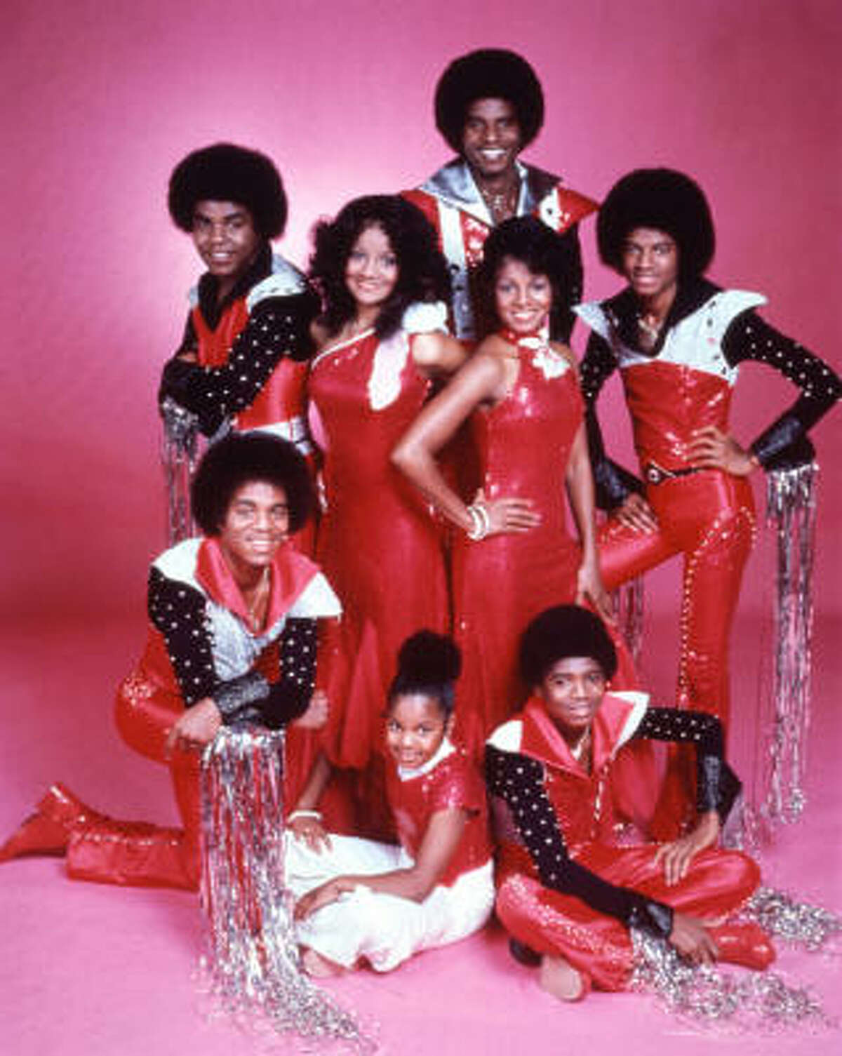 Michael Jackson and his star-filled family made music for more than three decades.