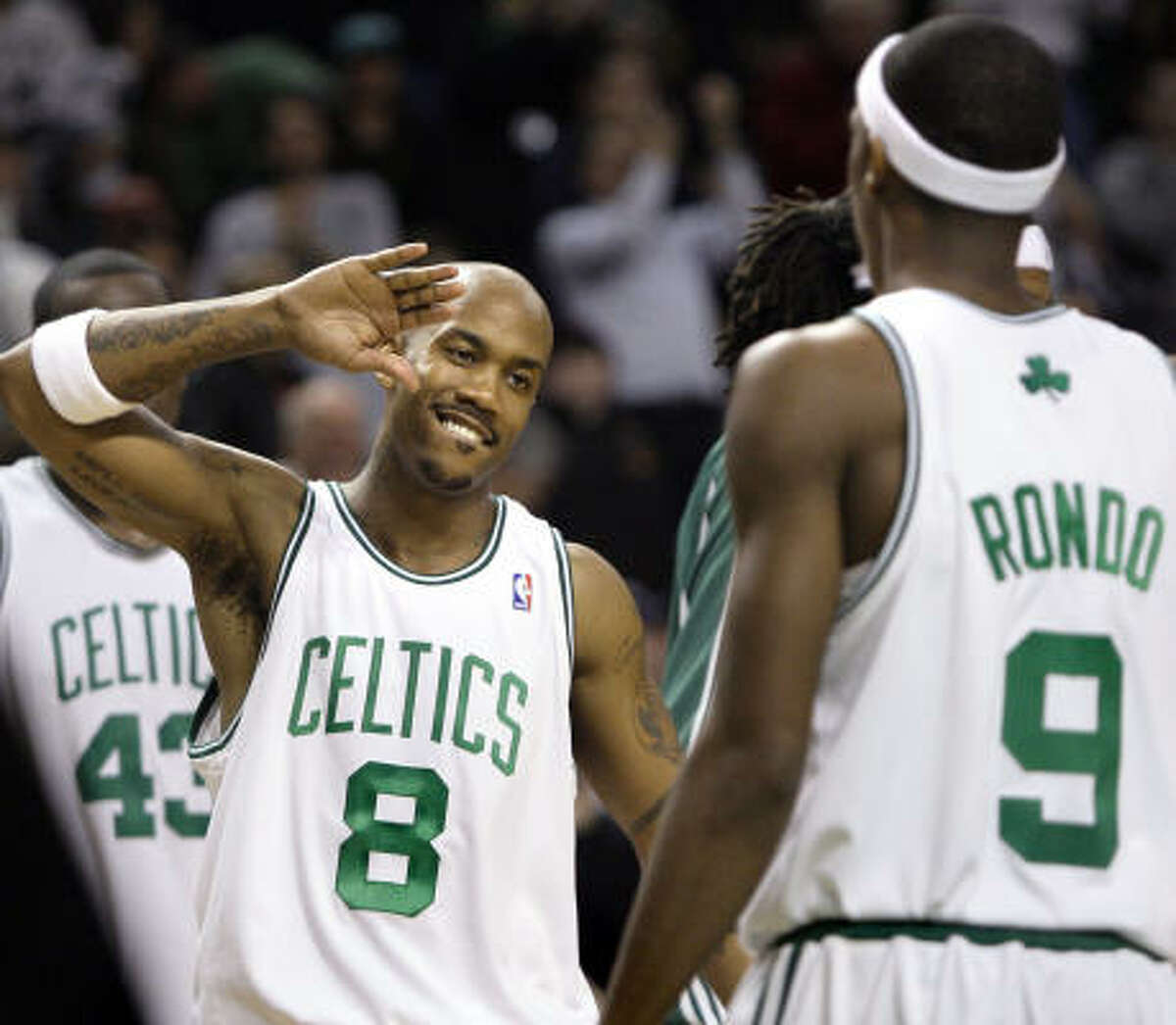 Boston Celtics: Why the hate? No matter what generation you're from, you hate a different group of champions.