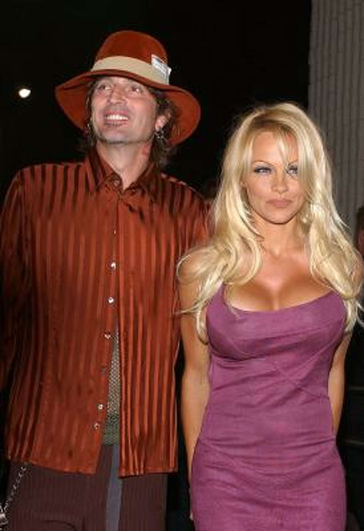 Pamela Anderson has had a very public on again off again relationship with ex-husband Tommy Lee. Each have been married multiple times.