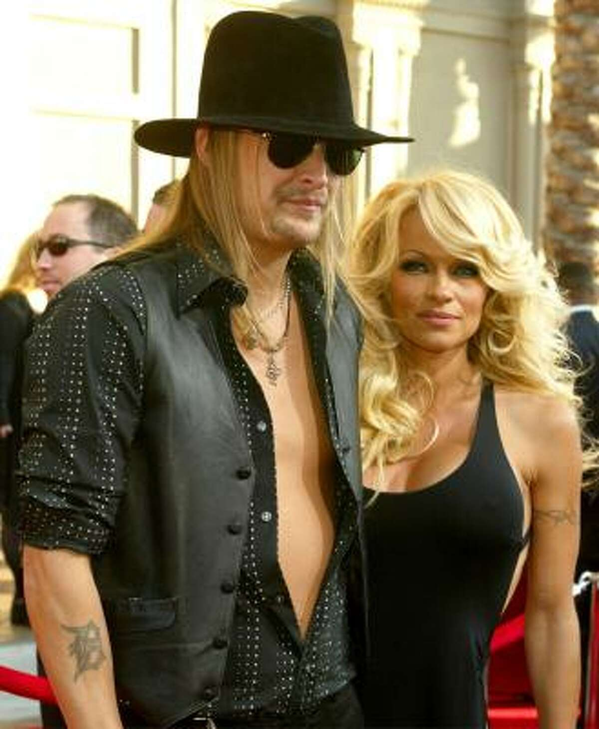 Pamela Anderson and Kid Rock filed for divorce after just four months of marriage.