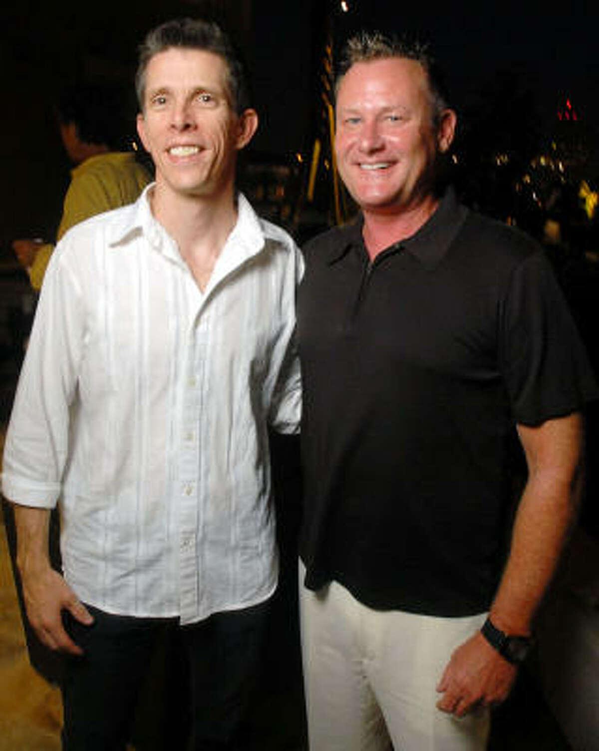 Edward Folse and Greg Martin