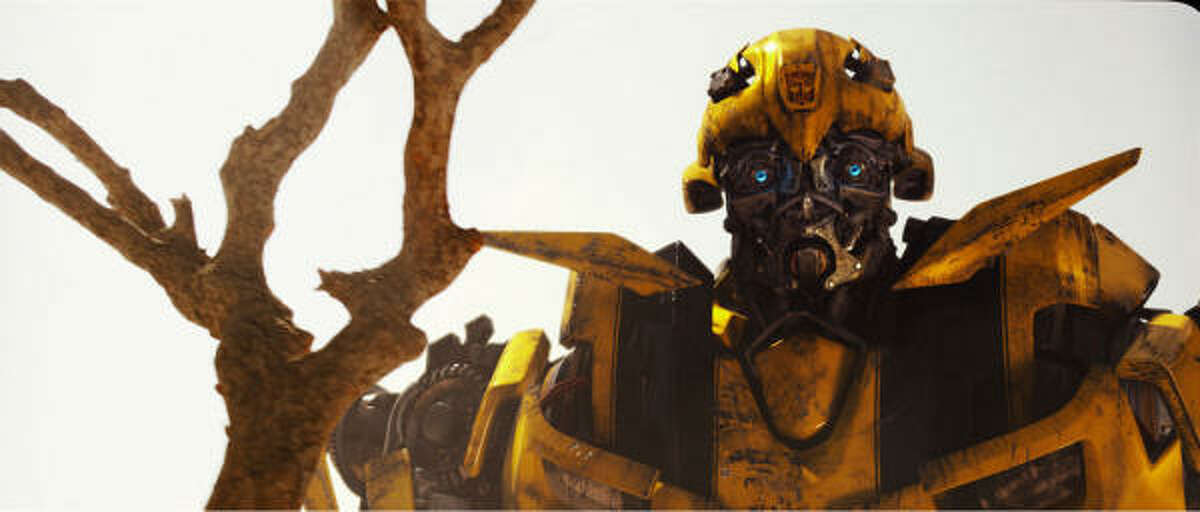 Bumblebee returns to do battle with the Decepticons.