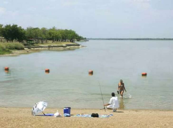 1 Cedar Hill State Park Joe Pool Lake Is One Of The